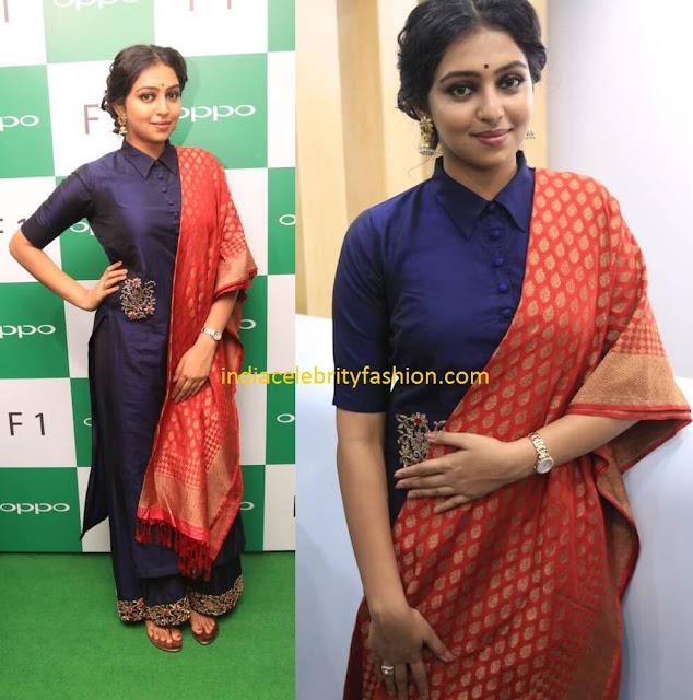 Lakshmi Menon in Salwar Suit