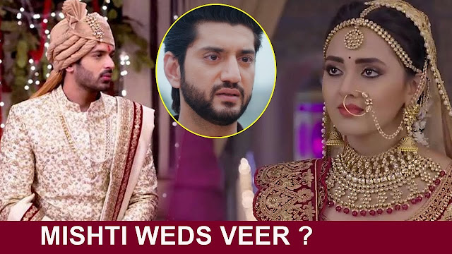 Big Clash: Mishti Veer's secret meeting Ruhaan furious in Silsila Badalte Rishton Ka