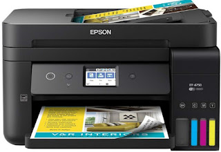 Epson WorkForce ET-4750 Printer Driver Downloads