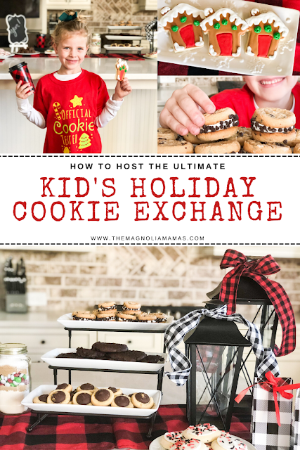 Tips on how to host an easy kids holiday cookie exchange