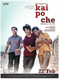Kai po che! (2013) 720p Hindi Movie Bluray
