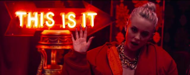 Zara Larsson Unveils 'Ain't My Fault' Music Video