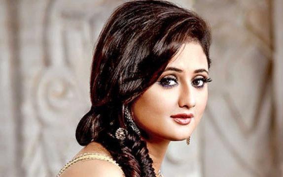 Rashami Desai Brunette Silky Hair