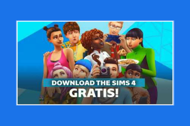 Download The Sims 4