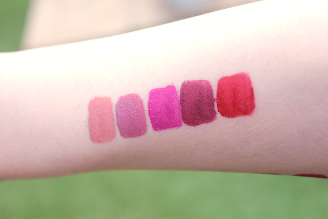 lime crime velvetines swatches, lime crime velvetines, asos, beauty, cocktail cosmetics, cult beauty, limecrime, lipstick, liquid lipstick review, love-makeup,