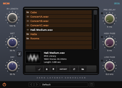 Mellowmuse IR1A v4.1 Regged (WIN OSX)