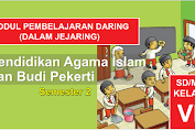 Modul PAI Dan Budi Pekerti Kelas VI SD/MI (DARING)