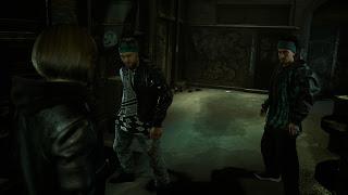 The Quiet Man PS Vita Background