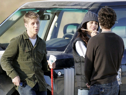 the o.c. oc benjamin mckenzie and adam brody season 4