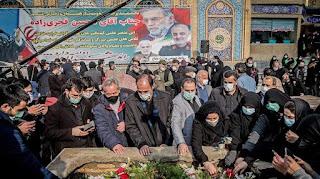 Ilmuwan Nuklir Iran Dimakamkan, Pelayat Terbatas, Teheran Berjanji Melipatgandakan Program Nuklir