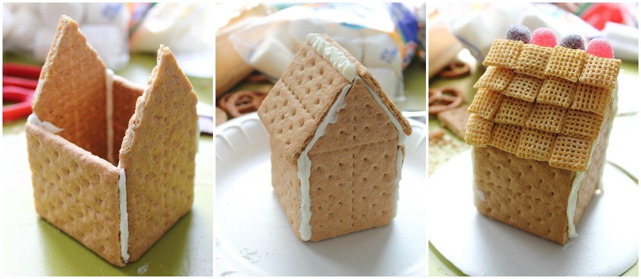 Make It Cozee Graham Cracker Gingerbread House