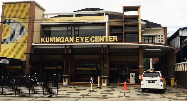 Tampak Depan Kuningan Eye Center