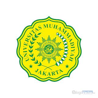 Universitas Muhammadiyah Jakarta Logo vector (.cdr)