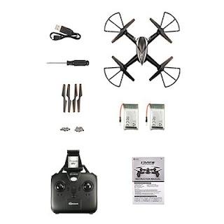 Spesifikasi Drone Eachine E32HW - OmahDrones