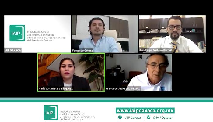 Resuelve IAIPO recursos de revisión de acceso a la información y protección de datos personales