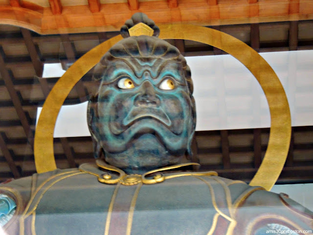 Rey Celestial del Este Jikokuten