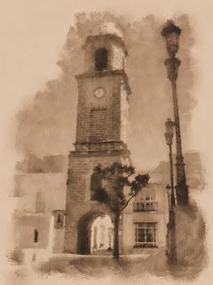 Chiclana de la Frontera - Arquillo del Reloj