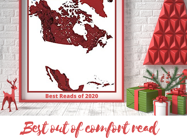 #Blogmas - Best Reads of 2020 - Best Out of Comfort Read