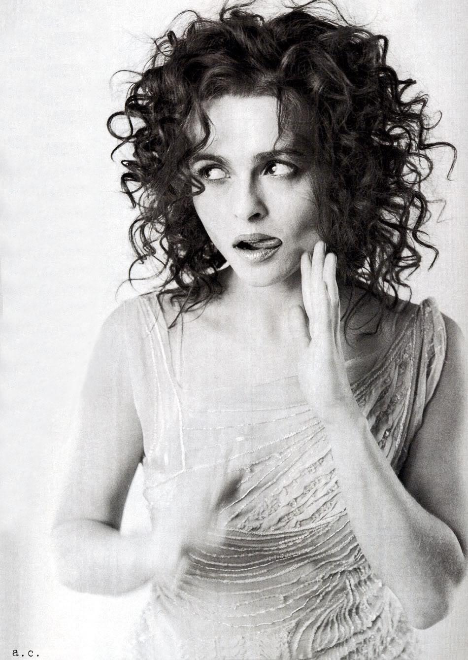 Hairstyles For Men Helena Bonham Carter Hair Halloween
