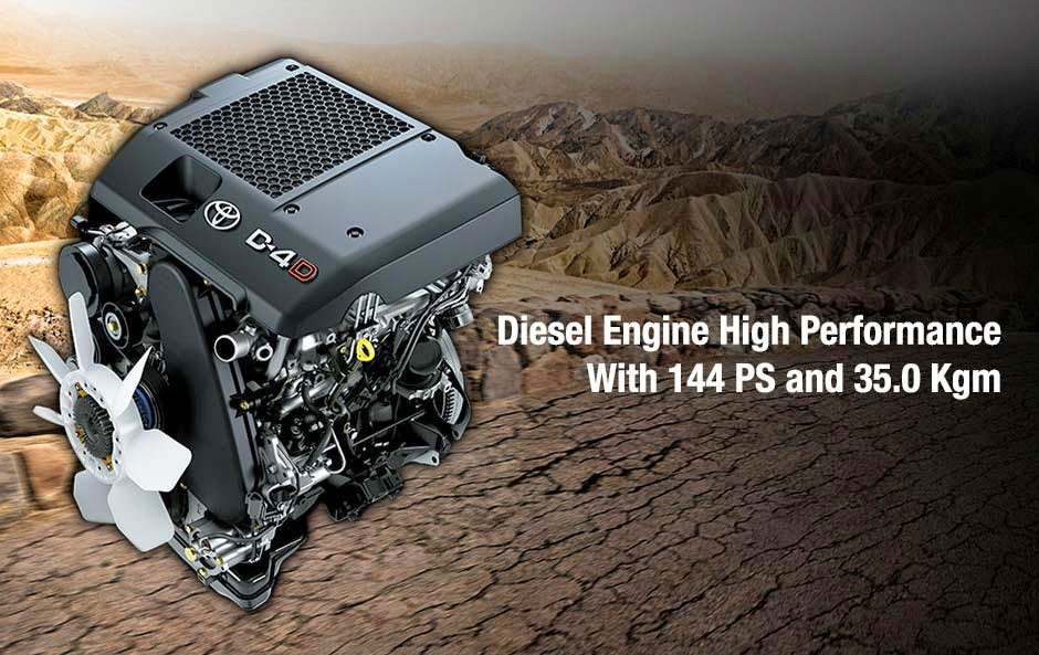 diesel-engine high performance
