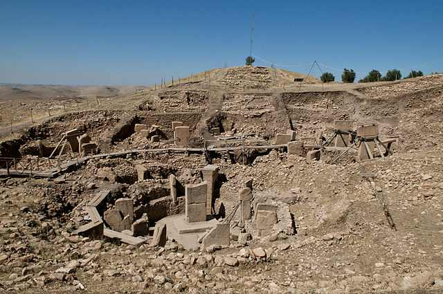 Göbekli Tepe the - oldest temple on earth