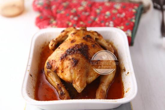 Resep Creamy Fetucini dengan Ayam Panggang JTT