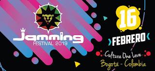 JAMMING FESTIVAL 8 2019