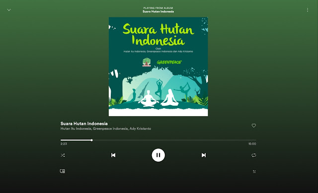 Suara Hutan Indonesia