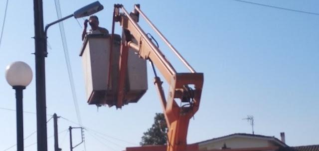 Παρεμβάσεις στο Δήμο Ναυπλιέων σε ηλεκτροφωτισμό, αγροτική οδοποιία, πράσινο και πλύσιμο κάδων