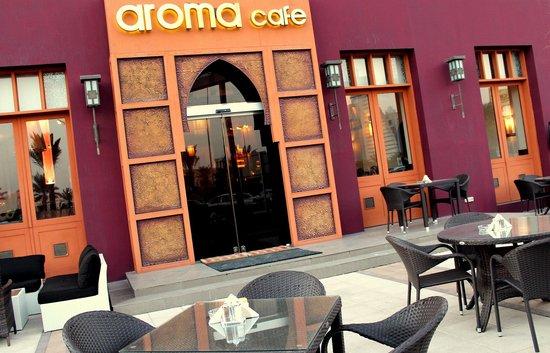منيو وفروع ورقم توصيل أروما كافيه Caffe Aroma 2020