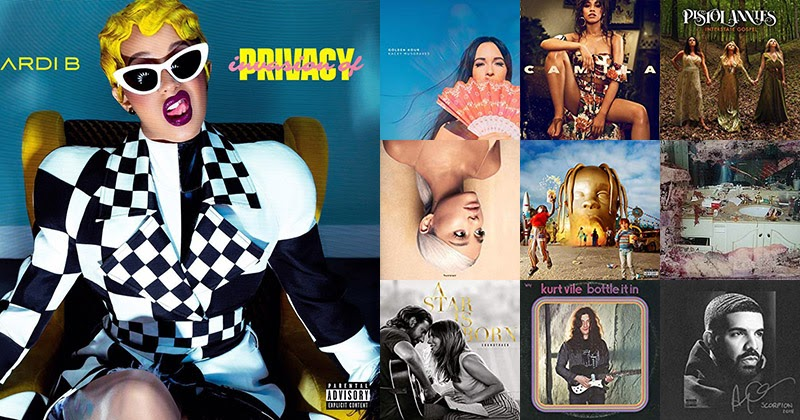 The Best Albums of 2016 - Album of The Year