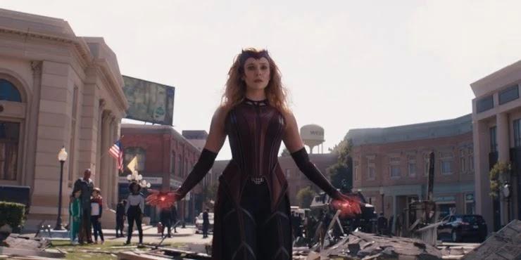 «Ванда/Вижн» (2021) - все отсылки и пасхалки в сериале Marvel. Спойлеры! - 104