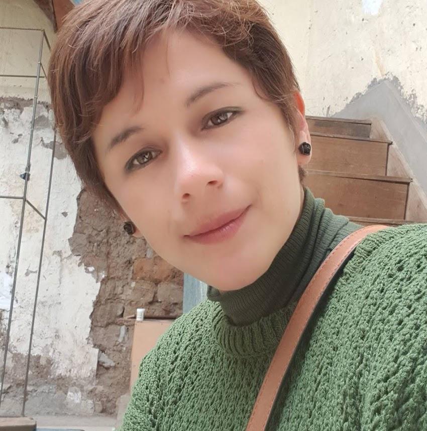 Entrevista a la artista cajabambina Rosa María Marquina Paredes