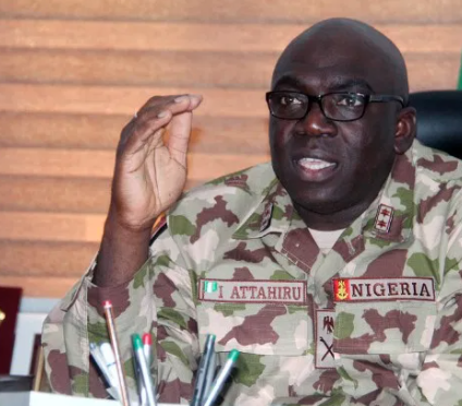 Breaking... Meet the new chief of Army staff