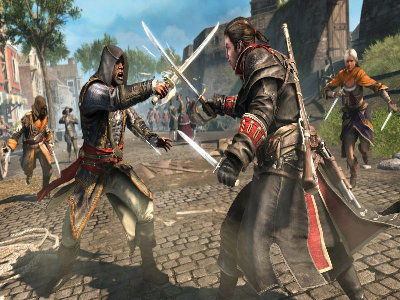 Download Assassin's Creed Rogue Free Full Game For PC