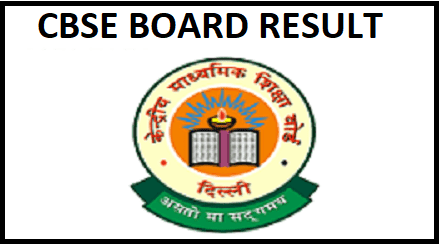 CBSE 12th Board Result 2020