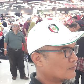 BMF | Layar impian pun di kibarkan @ malakat mall
