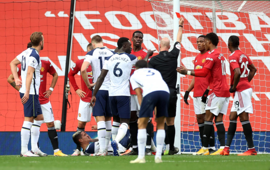 Tottenham host Manchester United in the headline fixture this weekend
