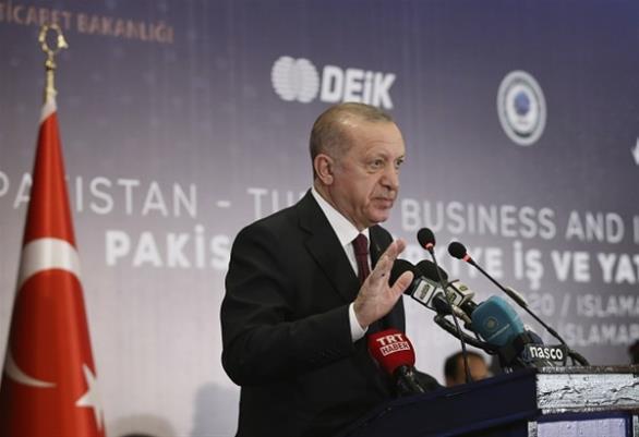 Ερντογάν: Θα εντατικοποιήσουμε τις γεωτρήσεις μας στην Aν. Μεσόγειο