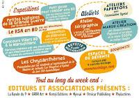 VillersBD 2018, c'est ce week end !: villersbd; bd; villers; villers les nancy; centre culturel; ecraignes; madame de graffigny; rue albert 1er; albert 1er; chateau; festival; bd;