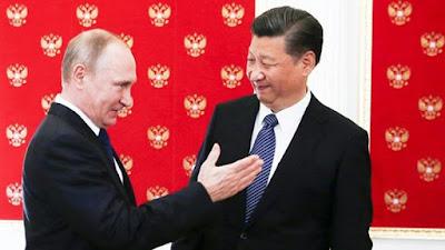 China na Urusi Zatiliana Saini ya Kupiga Marufuku ya Matumizi ya Dola ya Marekani