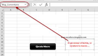 VBA: El evento MouseMove para añadir comentarios a una Autoforma