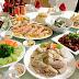 Thực đơn tiệc buffet tại nhà dễ làm