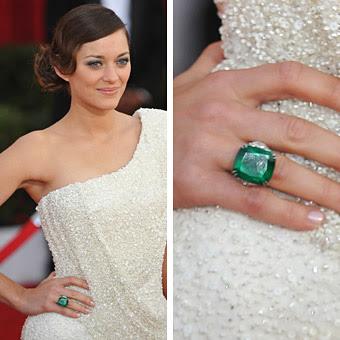 2 Esmeralda para as noivas...!