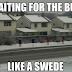 Scandinavian distancing(12 Pics)
