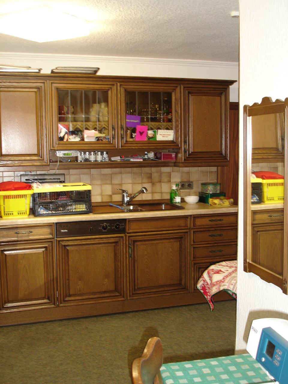 Ab aufs Land: Küchen Komplettumbau