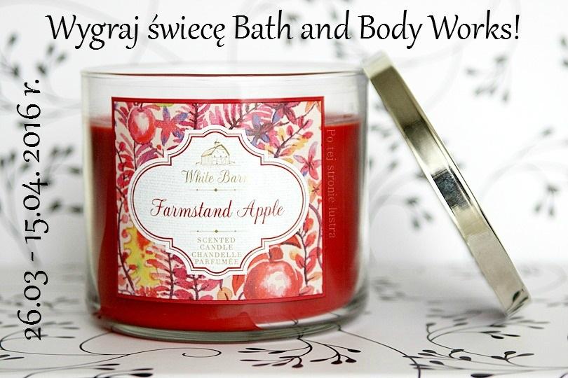 Wygraj świecę Bath and Body Works!