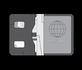 Trayvax Explorer Passport Wallet Features