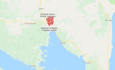 Ketoprak Enak di Bandar Lampung