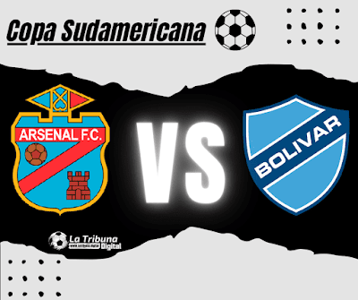 Arsenal vs Bolívar